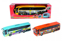 Autobus Holiday Traveller, otev. dveře - mix variant či barev