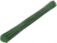 Drát sekaný - zelený 1 kg (0,8mm/40cm)