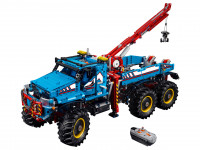 Lego Technic 42070 Terénne odťahový voz 6x6