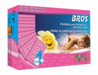 Bros - náhradné vankúšiky do odparovača proti komárom pre deti 20 ks
