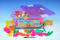 Stavebnice Seva Přijela pouť Jumbo 1486ks v plastovém boxu