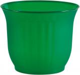 Obal Murano - tmavě zelený 12 cm