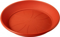 Plastia miska Azalea - terakota 20 cm
