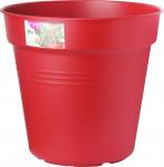 Elho kvetináč Green Basics - 30 cm lovely red
