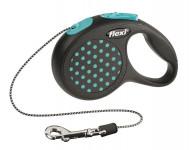 Flexi Design XS lanko (do 8 kg) - modré 3 m