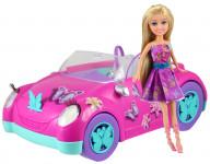 Motýlie bábika Sparkle Girlz so štýlovým autom