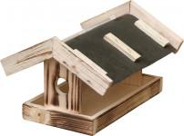 Krmítko č.5 dřevěné přírodní