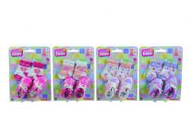 Ponožky a topánočky pre bábiky, vel.38-43 - mix variantov či farieb