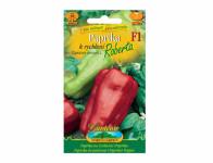 Osivo Paprika zeleninová na rýchlenie ROBERTA, červená