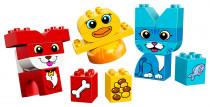 Lego Duplo 10858 Moji prvý skladací maznáčikovia