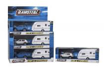 Teamsterz auto s karavanem