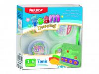 Foam Drawing – kreativní sada Tank
