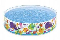 Bazén detský morský svet 183x38cm