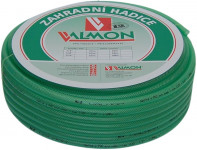 """Hadice zelená transparentní Valmon - 5/4"""", role 50 m - 1 rol"""