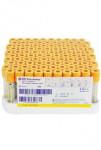 Test tube VACUTAINER yellow 3,5ml active precipitation / gel 100pcs - VÝPREDAJ