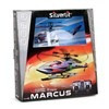 R / C Vrtuľník Marcus Silverlit