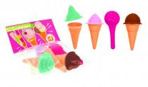 Bábovky výroba zmrzliny