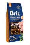 Brit Premium Dog by Nature Senior S + M 15kg