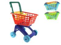 Nákupný vozík - mix farieb