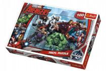 Puzzle The Avengers 100 dielikov 41x27,5cm