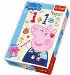 Puzzle Gigant 36 dielikov Prasiatko Peppa