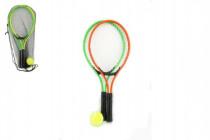 Sada dětský tenis 22x53cm - mix barev
