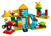 Lego Duplo 10864 Veľký box s kockami na ihrisko