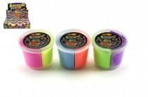 Sliz - Hmota hopíková skákací v kelímku 7x5cm - mix barev