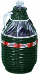 Demižón opletený 3 l (mix farieb)