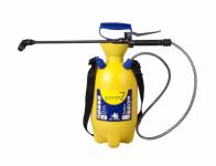 Postrekovač GAMMA tlakový ramenný plastový žltý 7l