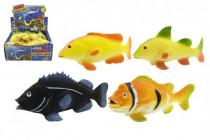 Ryba 20cm plast - mix farieb