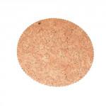 prostírání kytka 28cm zoubky korek (6ks)