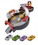 Teamsterz skladacia garáž s autíčkami