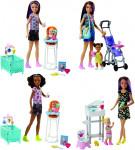 Barbie opatrovateľka herné set - mix variantov či farieb