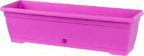 Truhlík Similcotto brúsený - ružové 60 cm