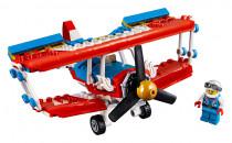Lego Creators 31076 Odvážné kaskadérské letadlo
