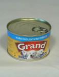 Grand Extra konz. kuracie kúsky pre šteňatá 405 g
