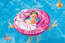 Kruh plávacie Kvety 91 cm - mix variantov či farieb