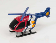 Teamsterz záchranný vrtulník se zvukem a světlem