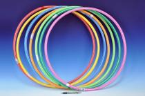 Obruč Hula Hop 60cm - mix farieb