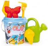 Kyblíček Olaf s konvičkou a přísl., střední