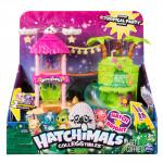 Hatchimals svietiace hracia sada tropická párty
