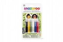 Tvárové farby v ceruzke 6ks karneval na karte 12x21cm