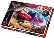 puzzle 24 maxi - Víťaz / Cars 3