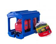 Chuggington - mašinka s garáží
