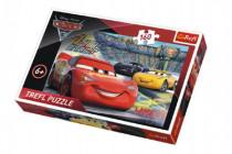 Puzzle Auta/Cars 3 Disney 41x27,5cm 160 dílků