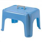 stolička DUMBO 35x27x24cm, nosnost 100kg plastová - mix barev