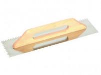 hladidlo nerez zuby 8 500x130mm PROFI FESTA