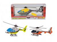 Helikoptéra Service - mix variant či barev
