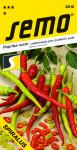 Semo Paprika zeleninová sladká - Spiralus beraní roh 0,5g